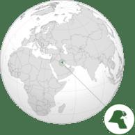 Kuwait mapa