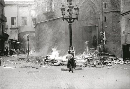 quema iglesias 1936