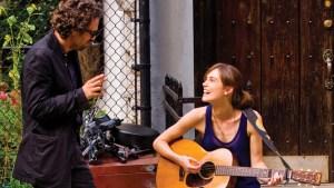 músicos y cine begin again