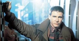 Rick Deckard protagonista ciberpunk