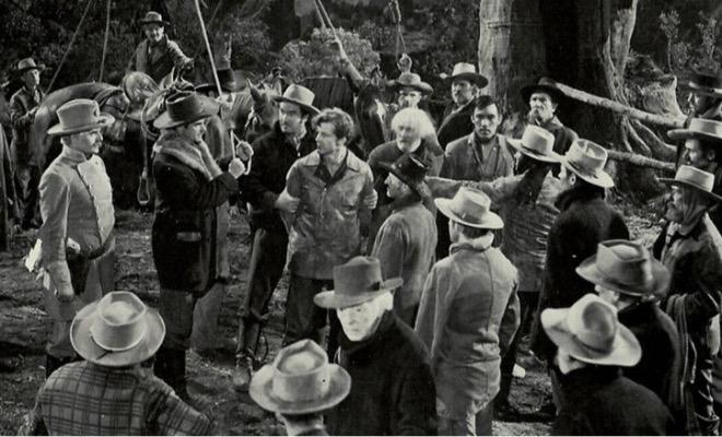 moral y ética en el cine ox bow