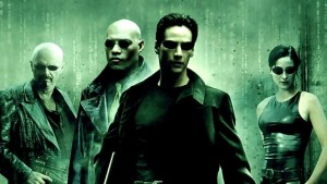 Matrix ciberpunk cine