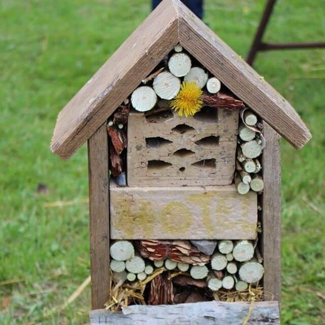 DIY: Byg dit eget insekthotel