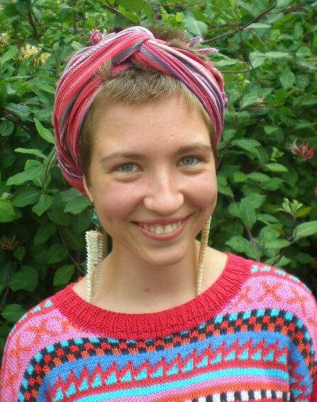 Astrid Cecilie Holscher