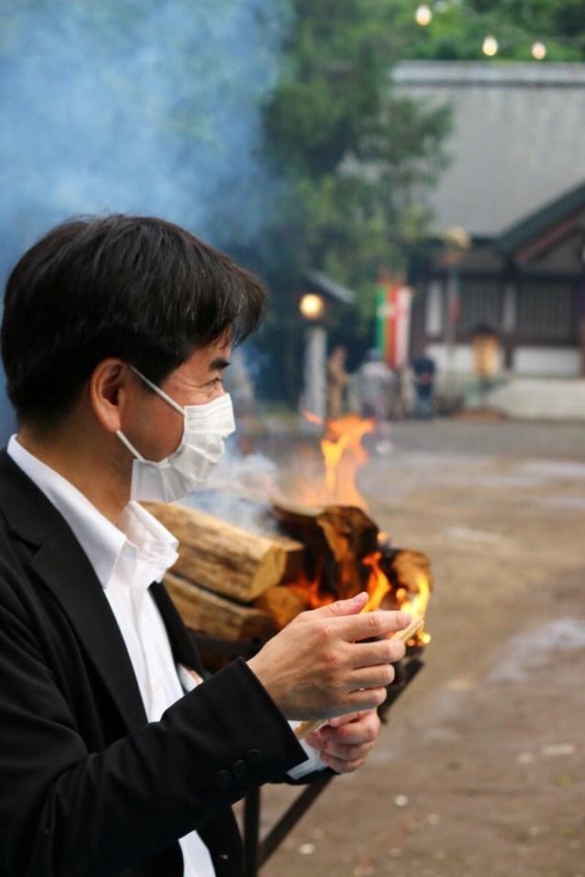 岩内神社祭り