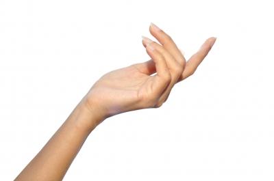 指の付け根が痛い