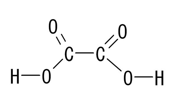 酸 化学式 シュウ