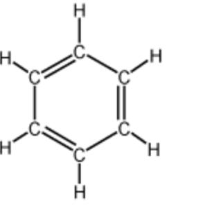 ベンゼン環 構造式