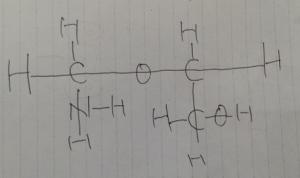 水素原子間に挿入 不飽和度 水素数マックス