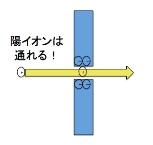 陽イオン交換膜法 陽イオン