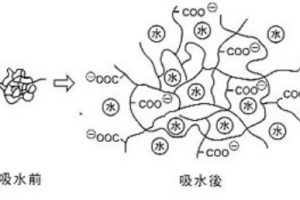ポリアクリル酸ナトリウム