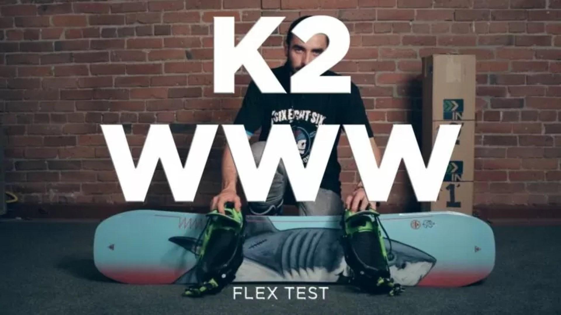 スノーボードブランドのK2