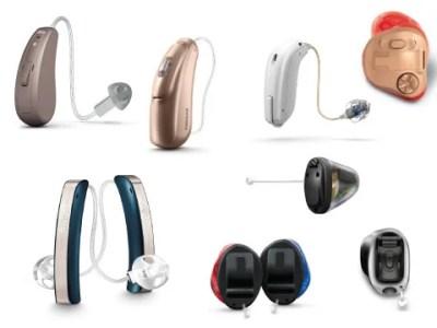 補聴器 種類