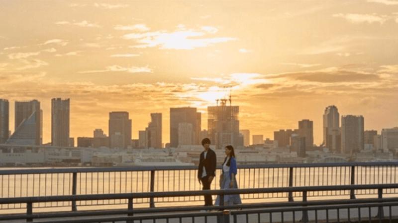 東京ラブストーリー ロケ地 橋