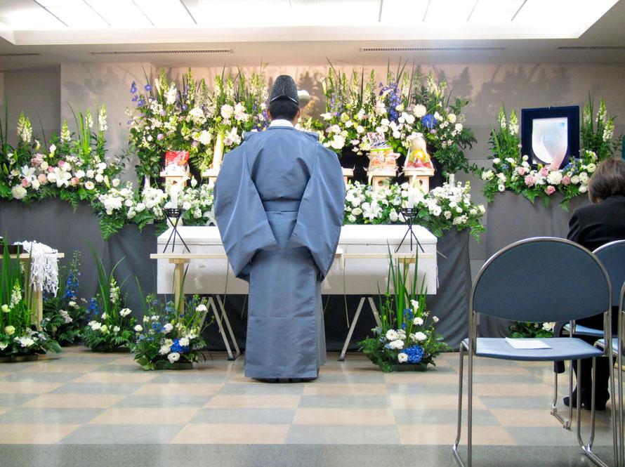葬場祭(神式の葬儀)