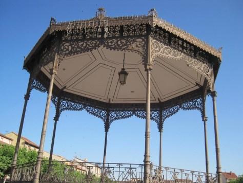 Quiosco de la Música en Alcalá de Henares
