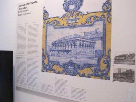 Azulejos de Portugal en Madrid