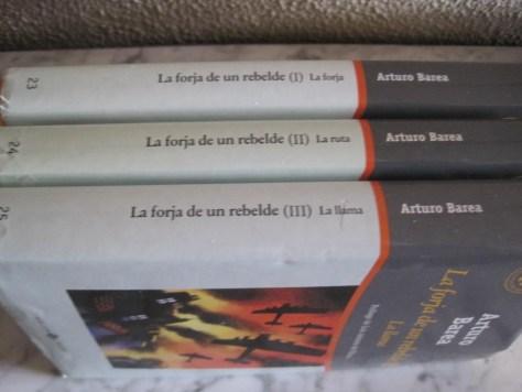 Madrid literario:Arturo Barea