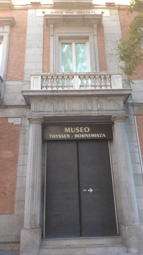 Museo Thyssen y su 25 aniversario con Lautrec y Picasso