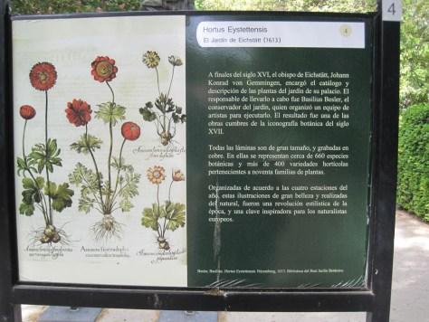 El Jardín Botánico y Filipinas
