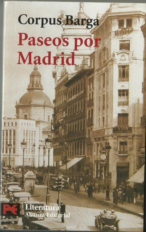 El Madrid de Corpus Barga (1)