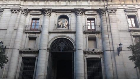 La Colegiata de San Isidro