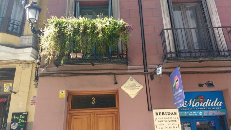 Galdós en Madrid y el Madrid de Galdós