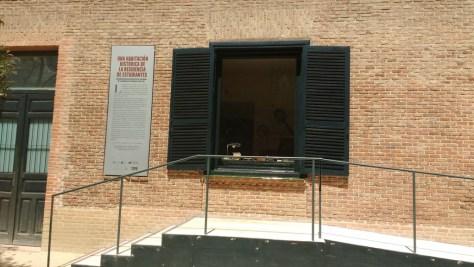 García Lorca en la Residencia de Estudiantes