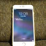 iPhone 6 Plus 急に、SIMなしと表示される。SIMを突如認識しなくなる事件と対処法