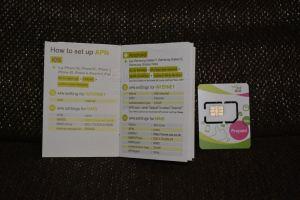 タイ AIS SIMカード2