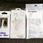 Xperia Z3用ガラスフィルム・ケース・マグネット充電ケーブルのレビュー