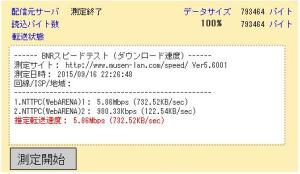 mr04ln_mineo速度