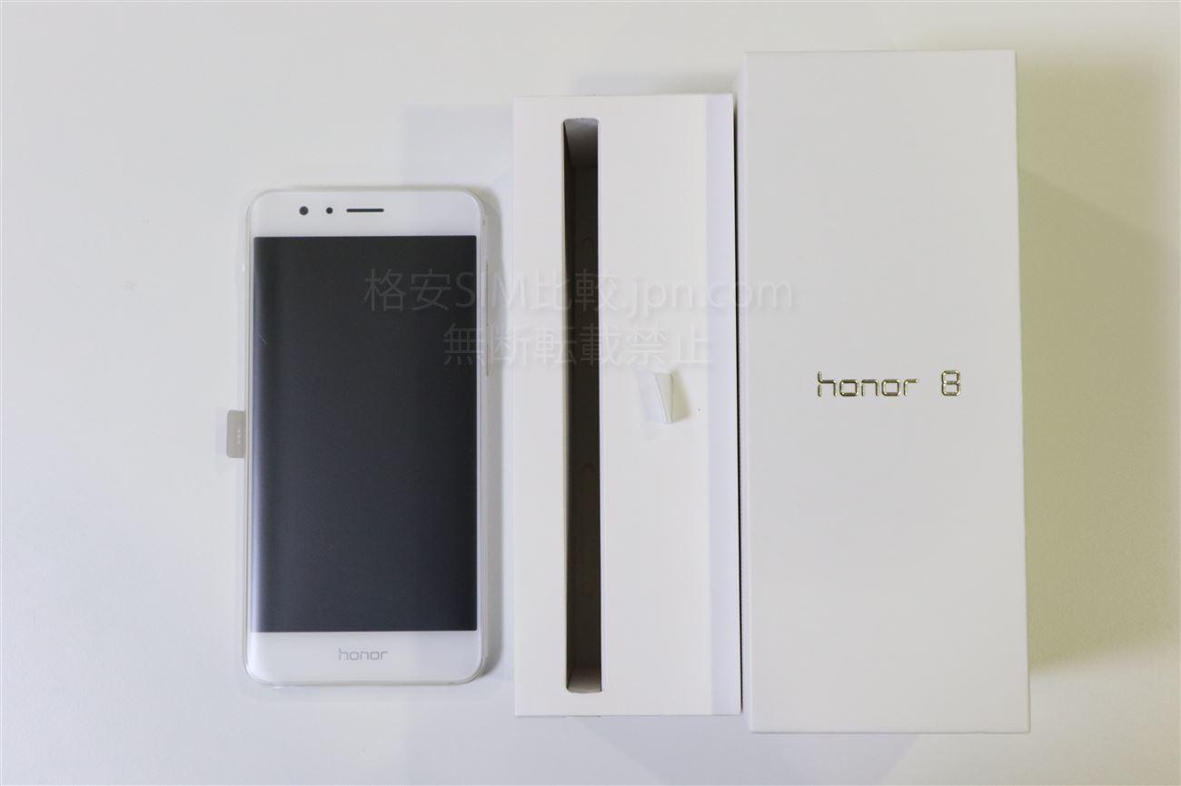Honor8徹底レビュー!カメラ・NFCなどのスペックから価格比較まで!