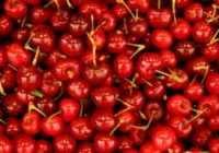 soñar cerezas