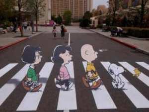 soñar con cruces peatonales
