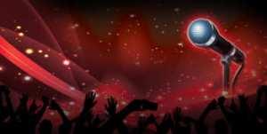 soñar con karaoke