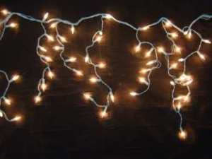 soñar con luces de navidad