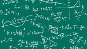 soñar con matemáticas