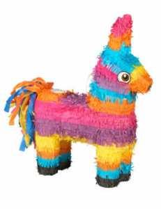 soñar con piñata