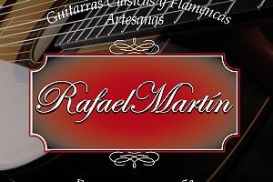 logo guitarras rafael martin