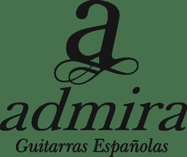 Logotipo guitarras Admira