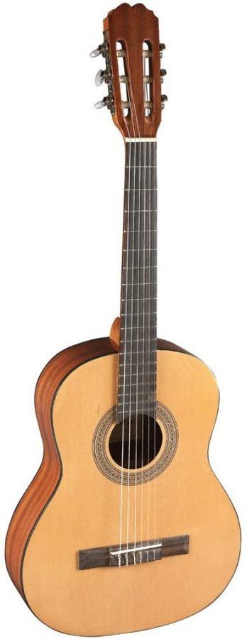 guitarra clasica admira alba cadete 3/4