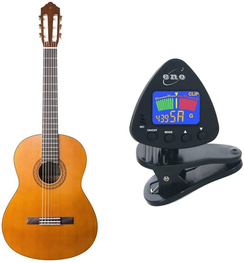 Yamaha C40 II Guitarra Clásica Guitarra 4/4