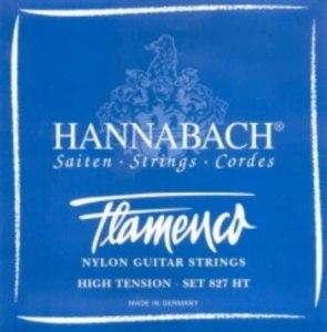 juego de cuerdas hannabach 827 alta tension