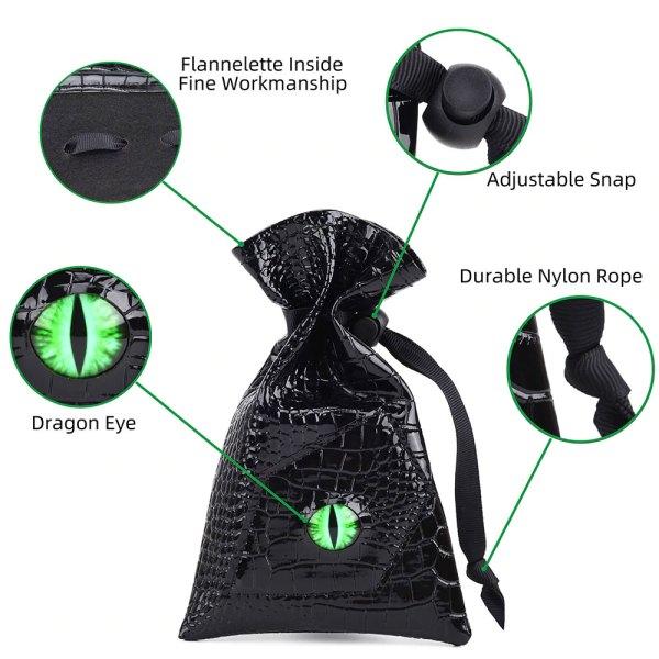 Dice Bag - Dragon Eye