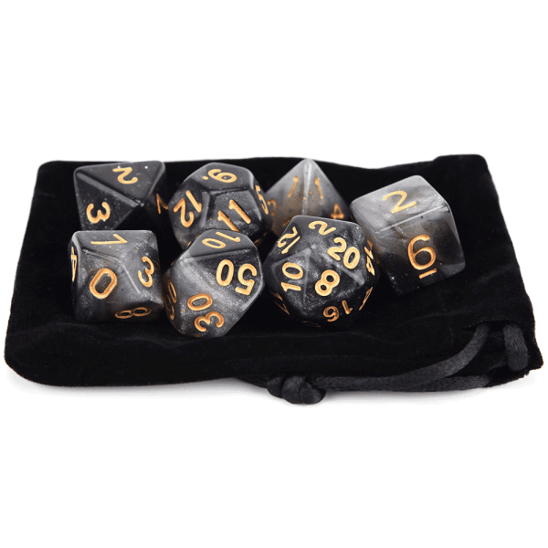 RPG Dice Set – Galaxy Bundle Super Set