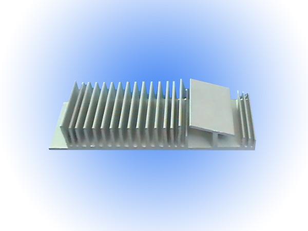 Aluminium Extruderede profiler 8
