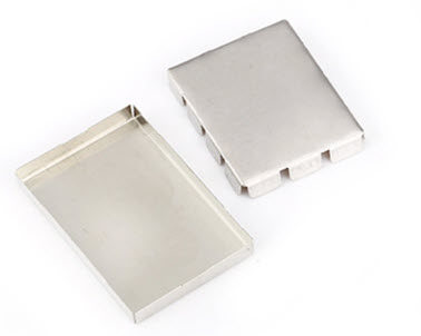 Case RFID RF Metal EMI Shielding Can Cover
