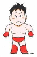 テス 新生UWF デビュー戦