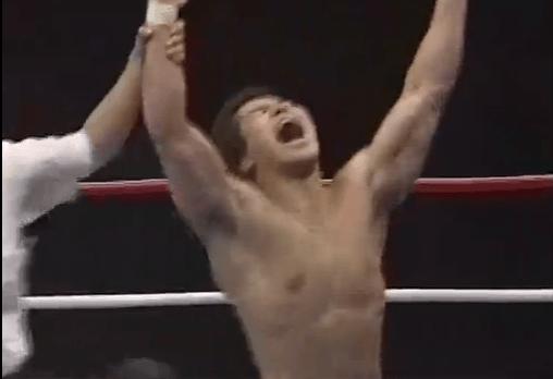 第51戦目  田村潔司vsパトリック・スミス  K-1  1995年12月9日名古屋レインボーホール
